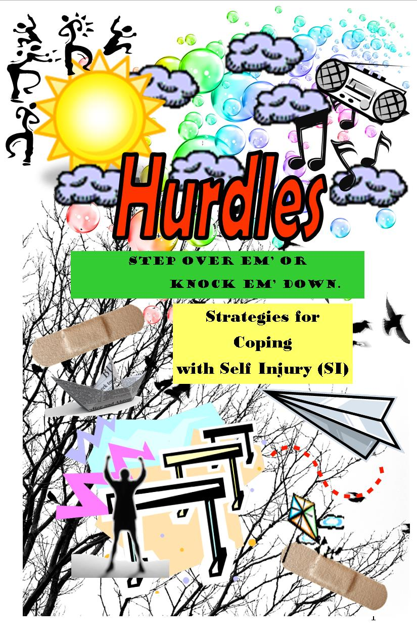 Strategies for Coping with Self-injury booklet cover